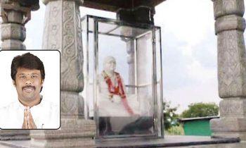அன்னையர் தினத்தன்று இறந்த தாய்க்கு கோவில் கட்டிய பா.ஜனதா எம்.எல்.ஏ.!